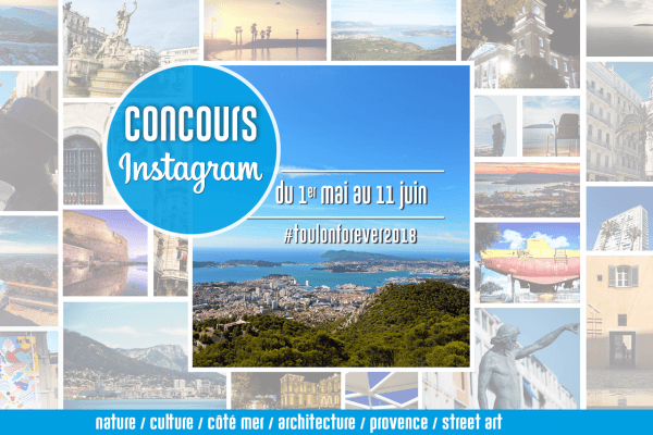 Concours Instagram #ToulonForever