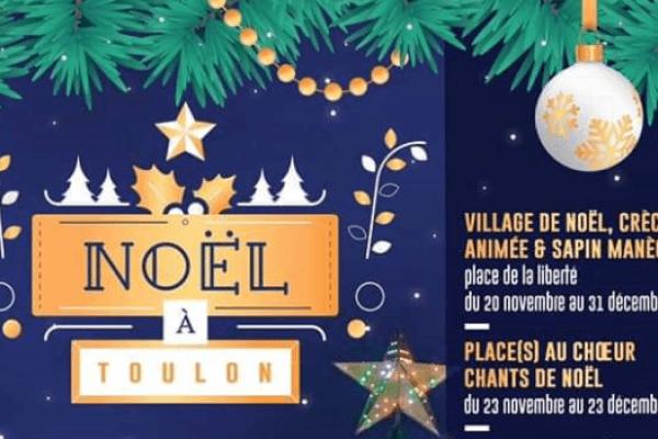 Marché de Noel de Toulon
