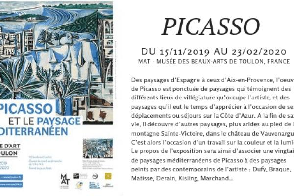Picasso au MAT - Musée d'Art de Toulon