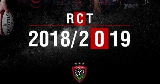 Calendrier Top 14  2018/19 du Rugby Club Toulonnais